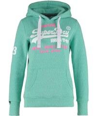 Superdry Sweat à capuche snowy hot mint