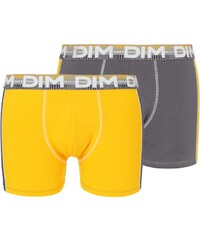 DIM FLEX DYNAMIQUE Shorty yellow mango/bleu night/dark grey