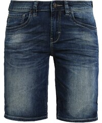 TOM TAILOR ALEXA Short en jean dark stone wash denim