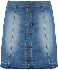TOM TAILOR DENIM Jupe en jean stone blue denim/tint