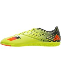 adidas Performance MESSI 15.3 IN Chaussures de foot en salle semi solar slime/solar red/core black