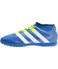 adidas Performance ACE 16.3 PRIMEMESH TF Chaussures de foot multicrampons shock blue/semi solar slime/white