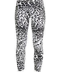 Norma Kamali Collants leopard