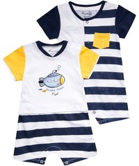 Mayoral 2 PACK Combinaison navy
