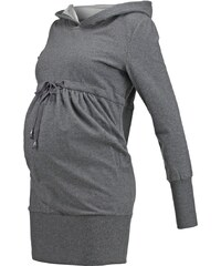 Mama Licious MLNEW KARLA Sweat à capuche medium grey melange