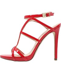 Guess ADALEE Sandales à talons hauts red