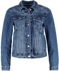GAP ICON Veste en jean saddle blue