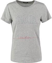 GAP Tshirt imprimé grey melange