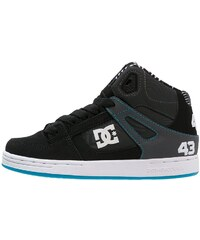 DC Shoes REBOUND KB Chaussures de skate black/white/blue