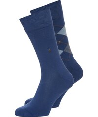 Burlington 2 PACK Chaussettes royal blue