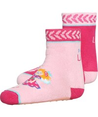 Coppenrath Verlag PRINZESSIN LILLIFEE 2 PACK Chaussettes rosa/pink