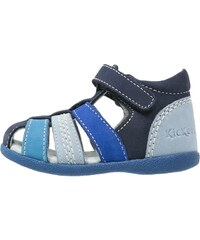 Kickers BABY SUN Chaussures premiers pas marine/bleu
