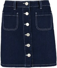 Miss Selfridge Jupe en jean blue
