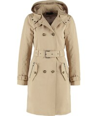 ONLY ONLSAVANNAH Trench silver mink