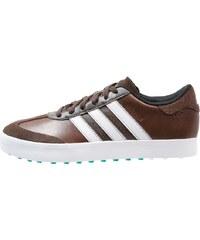 adidas Golf ADICROSS V Chaussures de golf brown/white/green