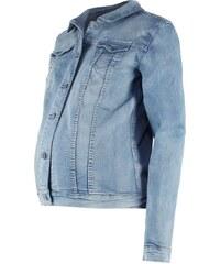 Mama Licious MLIDA Veste en jean medium blue denim