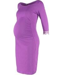 mint&berry mom Robe en jersey bright violet