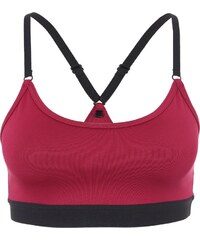 Even&Odd active Soutiengorge de sport red plum