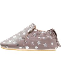 Easy Peasy BLUBLU Chaussons ecorce/argent