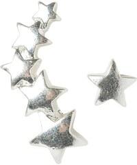 Pilgrim Boucles d'oreilles silvercoloured