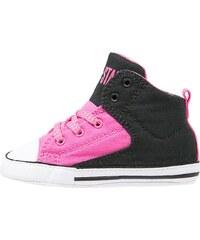 Converse CHUCK TAYLOR ALL STAR FIRST STAR STREET Chaussons pour bébé mod pink/black/white