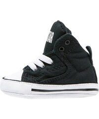 Converse CHUCK TAYLOR ALL STAR FIRST STAR HIGH STREET Chaussons pour bébé black/white