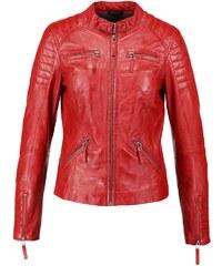Freaky Nation SAY YES Veste en cuir red