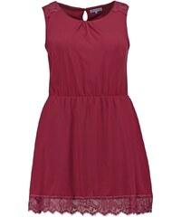 Anna Field Curvy Robe d'été burgundy