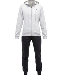 adidas Performance Survêtement medium grey heather/black