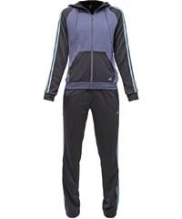 adidas Performance NEW YOUNG Survêtement utility blue/black/vapoor steel