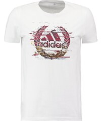adidas Performance WINNER Tshirt imprimé white