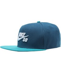 Nike SB Casquette midnight turquoise/rio teal/black