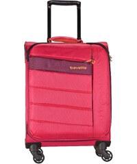 Travelite KITE (54 cm) Valise à roulettes pink