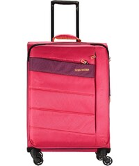 Travelite KITE M (64 cm) Valise à roulettes pink