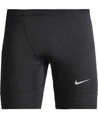 Nike Performance TECH Collants noir/argenté