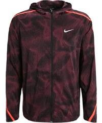 Nike Performance Veste de running night maroon/bright crimson/black