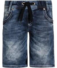 Blue Effect Short en jean dark blue