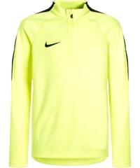 Nike Performance Tshirt de sport volt/black
