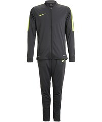 Nike Performance ACADEMY Survêtement anthracite/volt