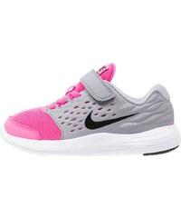 Nike Performance LUNARSTELOS Chaussures de running neutres grau/pink