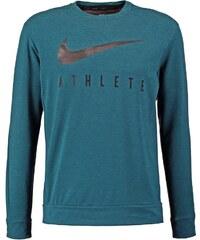 Nike Performance Sweatshirt midnight turquoise/black