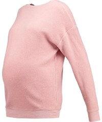 Topshop Maternity Sweatshirt light pink