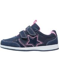 STUPS Chaussures à scratch navy