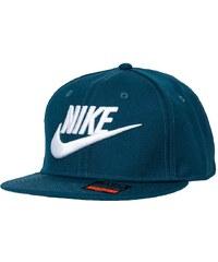 Nike Sportswear FUTURA TRUE Casquette midnight turquoise/white