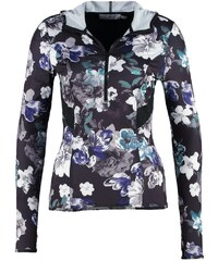 adidas by Stella McCartney ADIZERO Tshirt de sport black/deepur