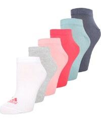 adidas Performance Chaussettes de sport raypink/white/joy