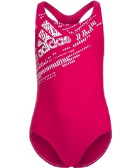 adidas Performance Maillot de bain bold pink/white