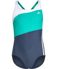adidas Performance Maillot de bain tech ink/shock mint/white