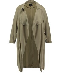 New Look Curves Manteau court dark khaki