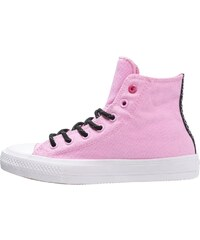 Converse CHUCK TAYLOR ALL STAR II Baskets montantes icy pink/vivid pink/white